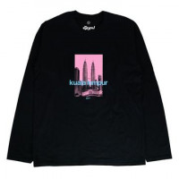 APOM Adult - Long Sleeve T-Shirt - Street KLCC