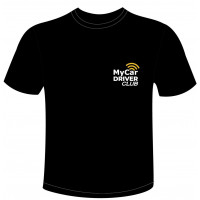 MyCar Driver Club Round Neck T-Shirt