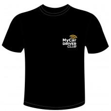 MyCar Driver Club Round Neck T-Shirt